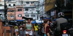Casos de covid-19 na Rocinha podem ser 62 vezes maiores que o oficial