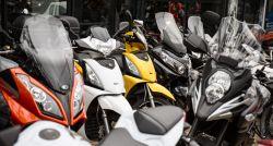 Produção e venda de motos caem em 2020, diz associação