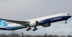Boeing registra prejuízo anual recorde de US$ 12 bilhões
